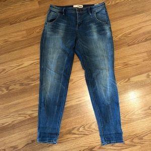 Dittos boyfriend crop jean